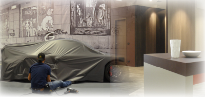 Pellicole per Car-Wrapping & Interior Decoration