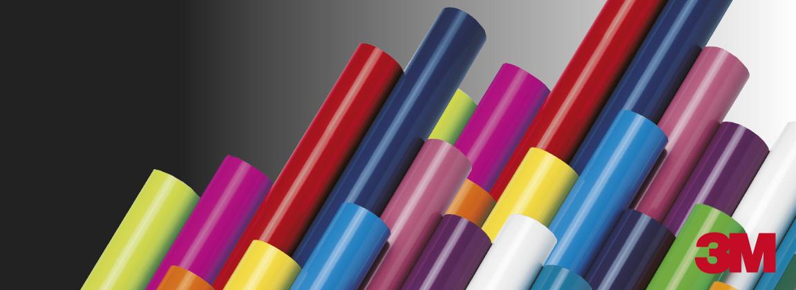 Pellicole adesive espositori display supporti per stampa digitale sir visual - Carta adesiva colorata per mobili ...